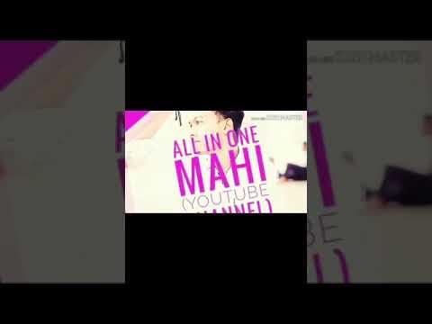 jalebi ,,,Pal ... song cover by mahi ...