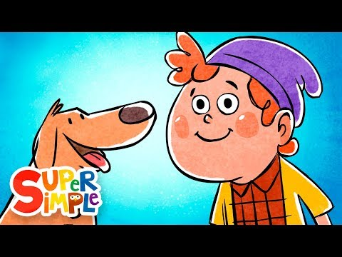 I Have A Pet   Animal Song   Super Simple Songs