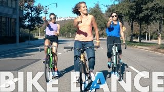 26 huge dance crazes...ON BIKES