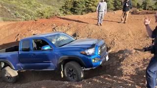 2016 Toyota Tacoma TRD Off Road Crawl Control