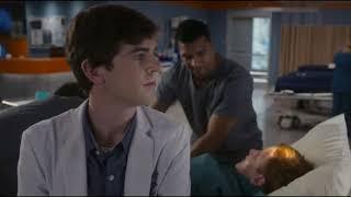 """The Good Doctor 1x07 Shaun """"He's Not Psychotic, He's Autistic """""""
