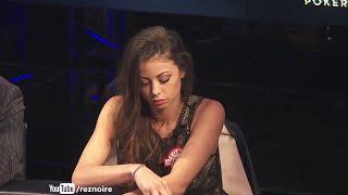 Samantha Abernathy - Final Table - Aussie Millions 2016