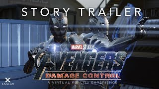 Marvel Studios' Avengers: Damage Control | Story Trailer