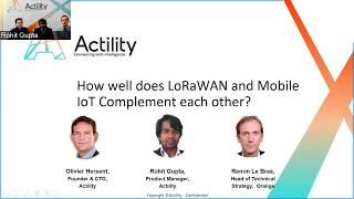 How LPWAN and 3GPP technologies complement each other