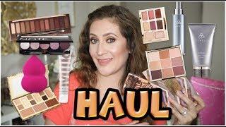 HAUL:  Sephora, Milk Makeup, Tarte Cosmetics, Urban Decay
