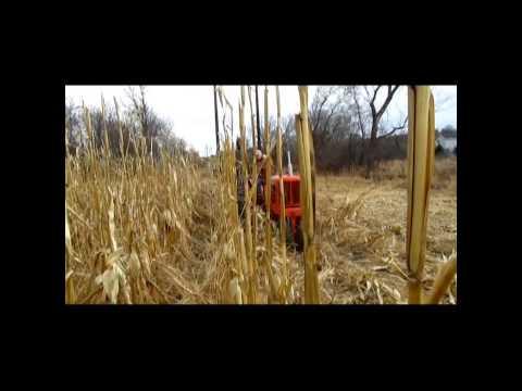 Allis Chalmers 1 Row Corn Picker
