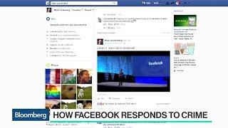 How Facebook Monitors Violent Content on Its Platform