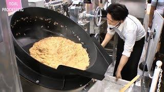 Egg Fried Rice Auto Machine Making Japan Technology