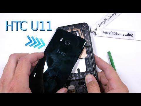 HTC U 11 - Teardown - Pressure Sensor Reveal!