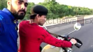 zubeen Garg on Dhola Sadia Bridge