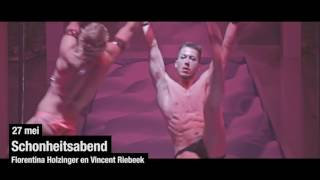 ScShönheitsabend De Dansweek/Florentina Holzinger en Vincent Riebeek