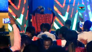Akesse Brempong performs at Gold Worship Concert
