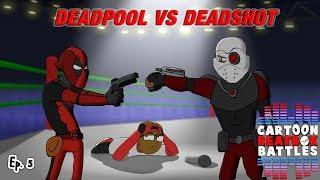 Deadpool Vs Deadshot - Cartoon Beatbox Battles