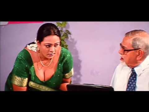 Shakeela Aunty Seducing Owner   Latest Tamil Hot Videos