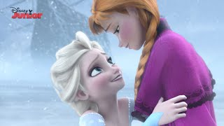 I am A Princess - Frozen - Official Disney Junior UK HD