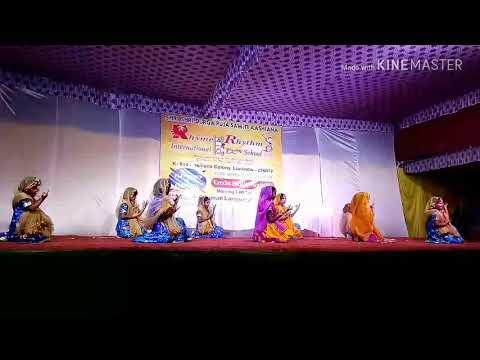 CUTE KIDS Dance | Ghoomer | Padmavat | Bollywood Song Choreography | Choreographed By Raaj