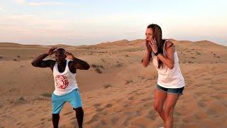 HELP!! Trapped In Sand Dubai Desert