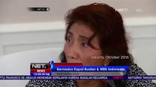 Menteri Susi Hadiri Konferensi Laut PBB - NET12