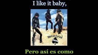 Motörhead - Ace Of Spades - Lyrics / Subtitulos en español (Nwobhm) Traducida
