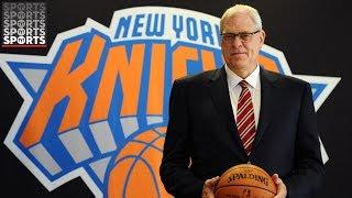 Knicks Fire Phil Jackson!