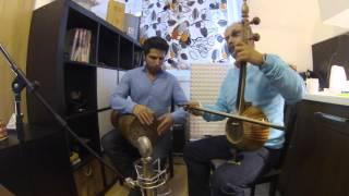 Amir Hossein & Amir Kasra Zandian on Kamancheh and Tombak