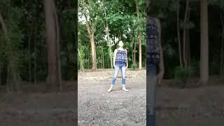 Dilbar dilbar..by dancing doll💛💛💜💛