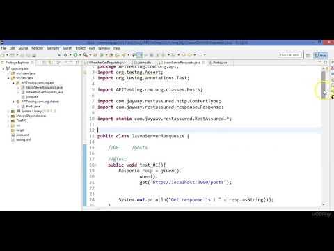 Xxx Mp4 Example With PUT API API Testing Tutorial 19 3gp Sex