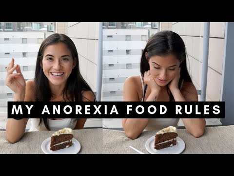 Xxx Mp4 Challenging 5 Anorexia Food Rules Eating Disorder Recovery 3gp Sex