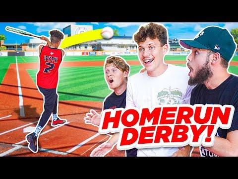 2HYPE Baseball Home Run Derby