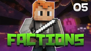 MINECRAFT FACTIONS #5 - OP SWORD (SAICOPVP)