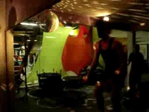 Academia Extreme de Gravataí RS Aula de Jump.4
