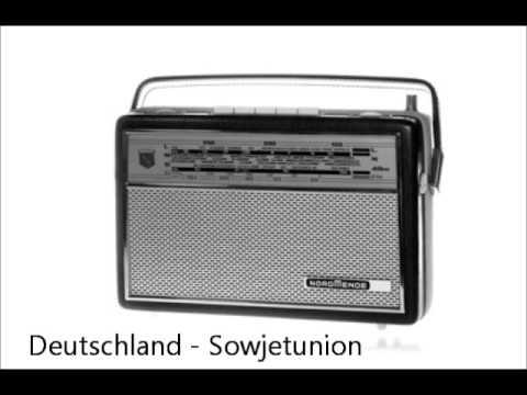 WM 1950: Halbfinalspiel Deutschland - UDSSR