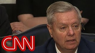Lindsey Graham criticizes Trump after deadly blast