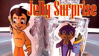 Chhota Bheem Jelly Surprise Party