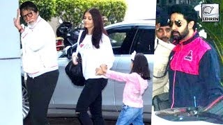 Bachchan Family FLY OFF To Celebrate Big B