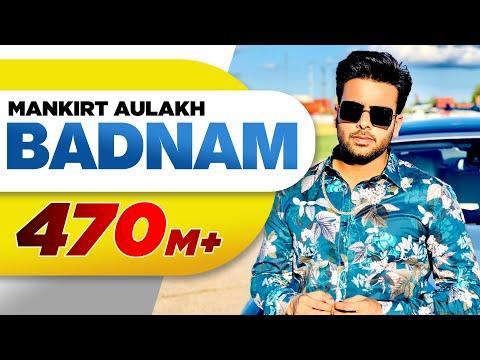 Badnam | Mankirt Aulakh Feat Dj Flow | Sukh Sanghera | Singga | Speed Records