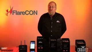 CHAUVET DJ Product Spotlight: FlareCON New Features
