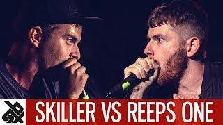 SKILLER vs REEPS ONE | Fantasy Rematch | World Beatbox Camp