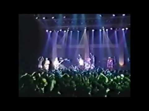 Anarchy on the UK (Sex Pistols cover) - Red Hot Chili Peppers Live in Kawasaki 1990