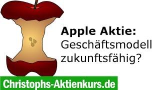 Apple Aktie: Geschäftsmodell / Strategie von Apple einfach erklärt | Christophs Aktienkurs