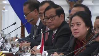 Dikunjungi Rombongan Besar PM Belanda, Presiden Jokowi: Ini Tunjukkan Kepercayaan Pada Indonesia
