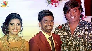 Vijay Sethupathi at Music Director Dharan