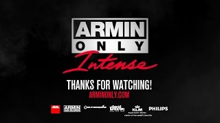 Armin Only Intense Road Movie Episode 23: Amsterdam