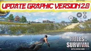 New Update Graphics Version 2.0 Rules of survival | Rules of survival hack