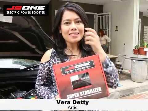 Testimoni JSONE Volt Stabilizer Vera Detty Artis