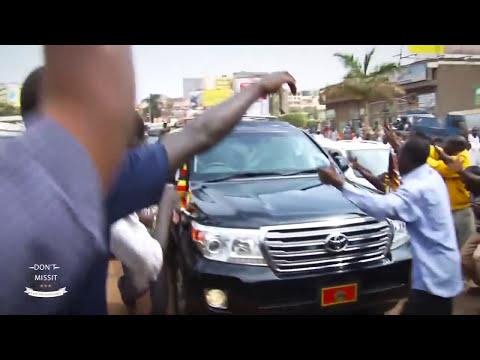 Xxx Mp4 MUSEVENI BLOCKED ON THE WAYASKED TO LEAVE UGANDANS 3gp Sex