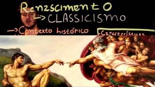 Aula 13 CLASSICISMO parte 1