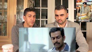 Mumbai Police Trailer Reaction | Prithviraj, Jayasurya, Rahman