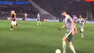 Résumé de match AS Roma Vs Real Madrid, Champion's League 2016