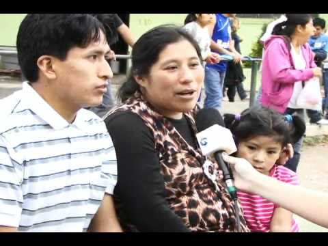Imigração Boliviana Em São Paulo